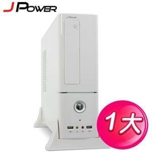 J-POWER 杰強【小雪貂】白1大機殼