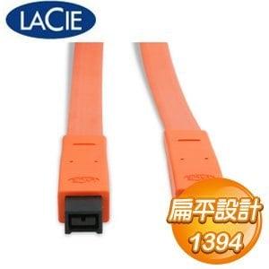 LaCie 萊斯 FW800轉FW800 1.2m 1394傳輸線