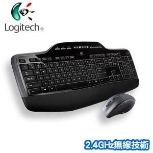 Logitech 羅技 MK710 無線鍵鼠組