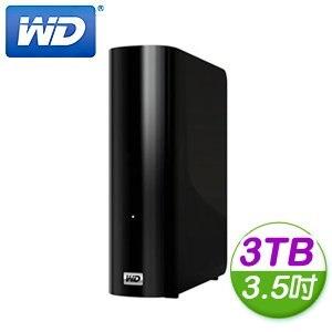 WD 威騰 My book Essential 3TB 3.5吋 USB3.0 外接式硬碟