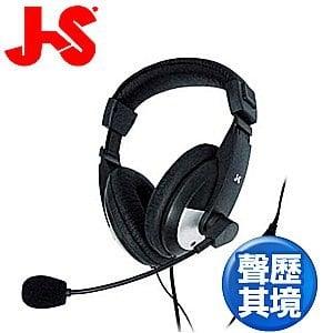 淇譽JS 頭戴全罩式 耳機麥克風(戰鬥玩家)HMH012