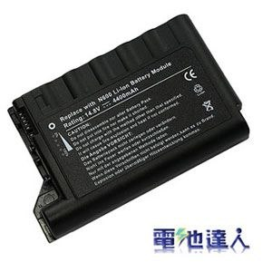電池達人]HP EVO N600, N610, N620, N610C 系列電池
