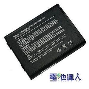 [電池達人]HP Pavilion ZV6000, ZX5000 系列長效電池