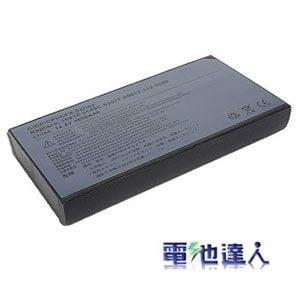 [電池達人]Dell Latitude C510, C540, C610, C640 電池