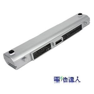 [電池達人]Asus M5, M5N, M52N, M5000 長效電池 (銀白)