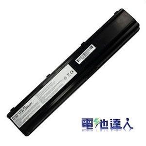 [電池達人]Asus M6, M67, M68, M6000, M6700, M6800 系列電池