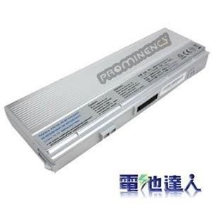 [電池達人]Asus U6, U6E, U6Ep, U6S, U6Sg, U6V 長效電池 (銀)