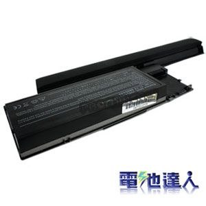 [電池達人]Dell Latitude D620, D630 長效電池