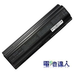 [電池達人]Compaq Presario v3600, v3700, v6000 系列超長效電池